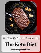 Rsz quick start guide to the keto diet cover
