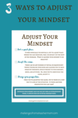 Adjust_your_mindset_poster