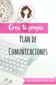 Crea tu propio plan de comunicaciones