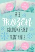 Free birthday partyprintables