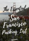 San fran packing list cover