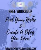 Find your niche workbook