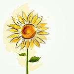Sunflower background 20469951