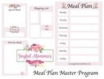 Meal plan master program