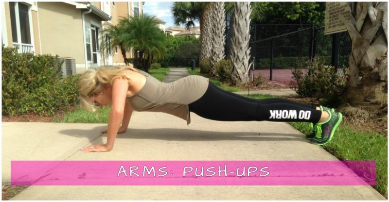 4 Must-Do Bodyweight Exercises: Push-ups