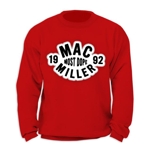 sports shoes ce0c5 432b3 MAC MILLER SWEATSHIRT