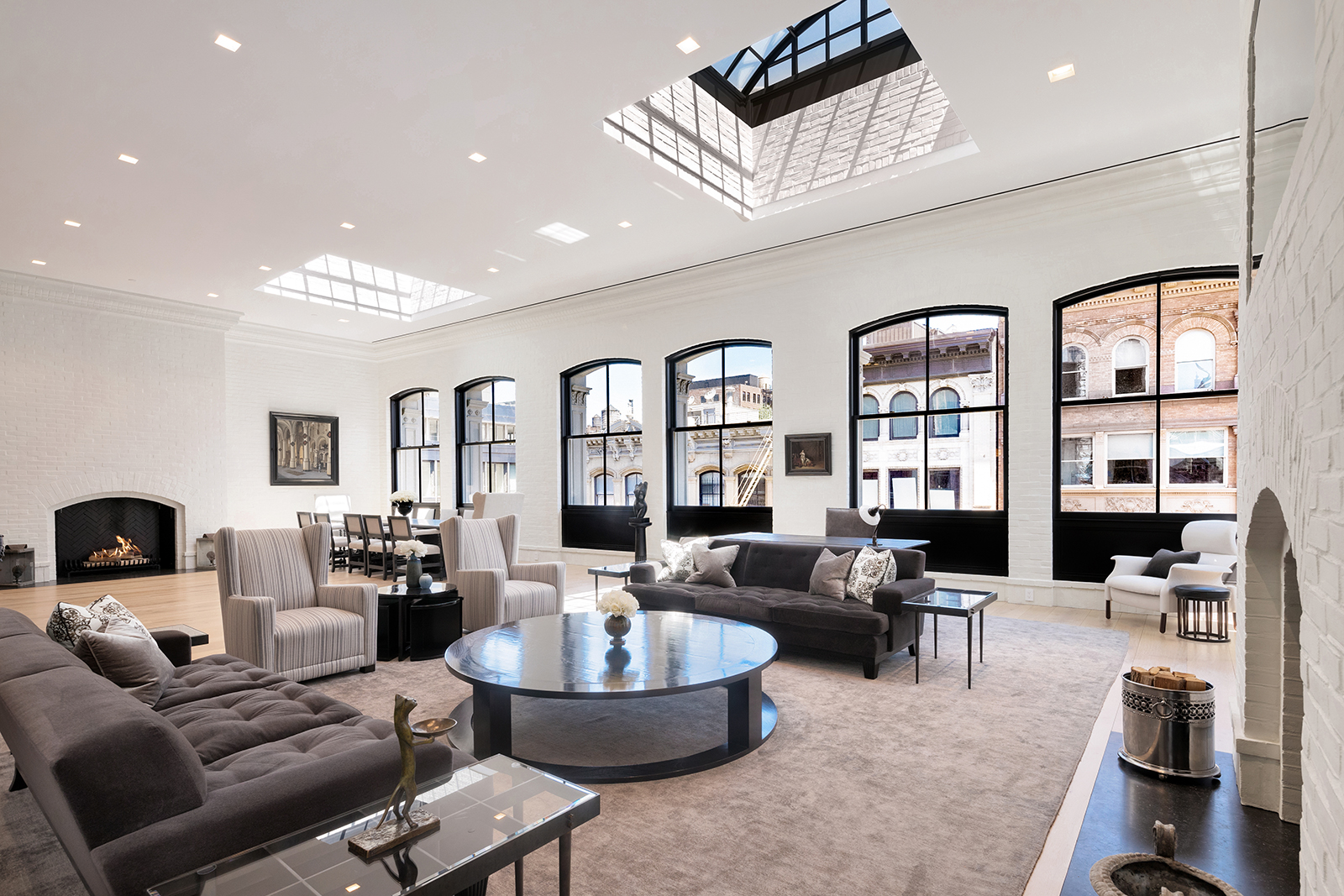 421 Broome St Penthouse New York Ny 10013 Core Real