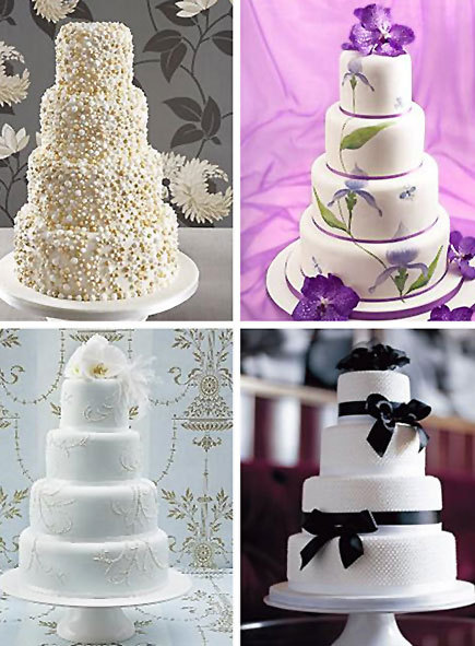 How to Make a Beautiful DIY Wedding Cake  by Mich Turner   Craftfoxes Mich Turner Wedding Cake Little Venice Cake Company