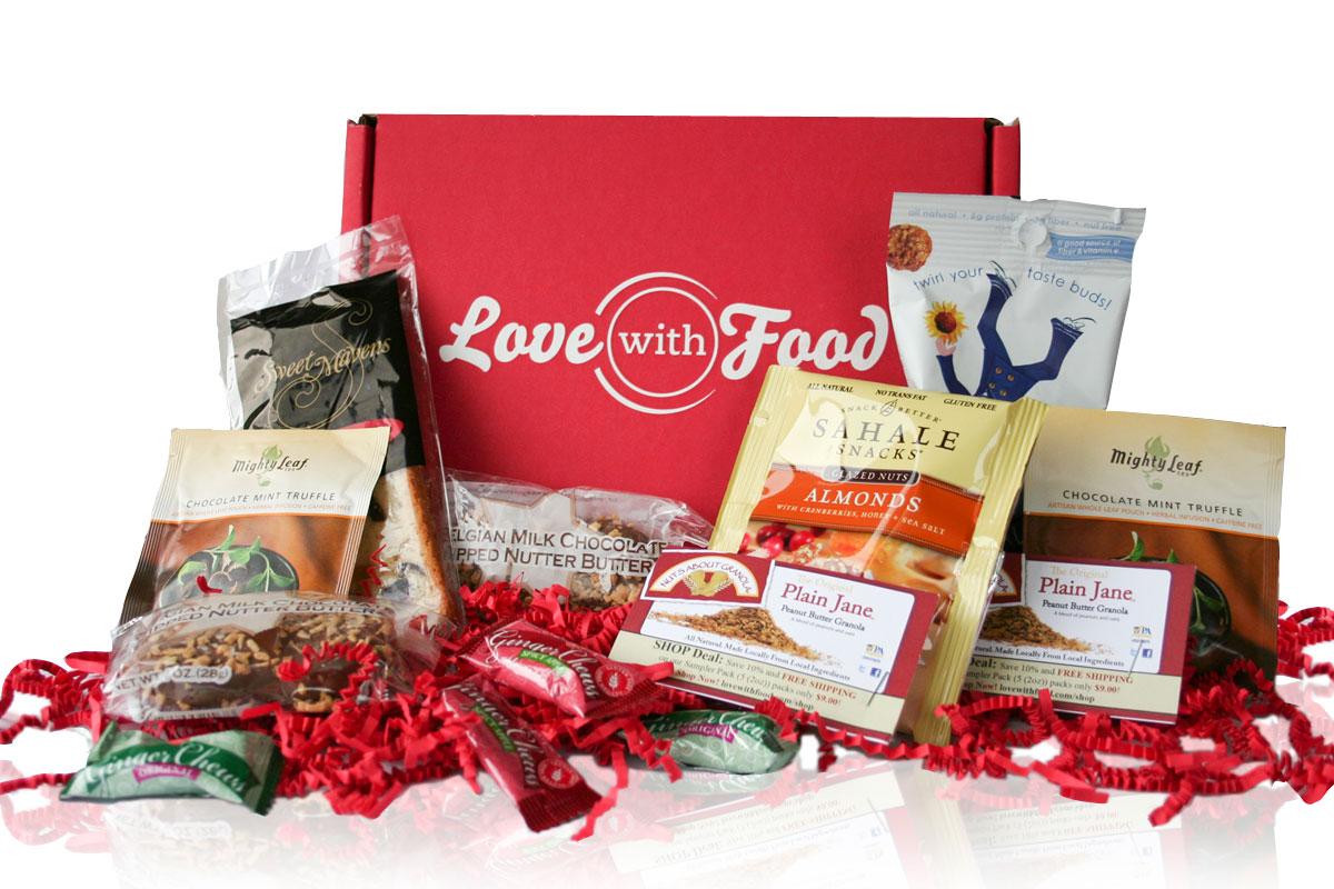 Love With Food Box