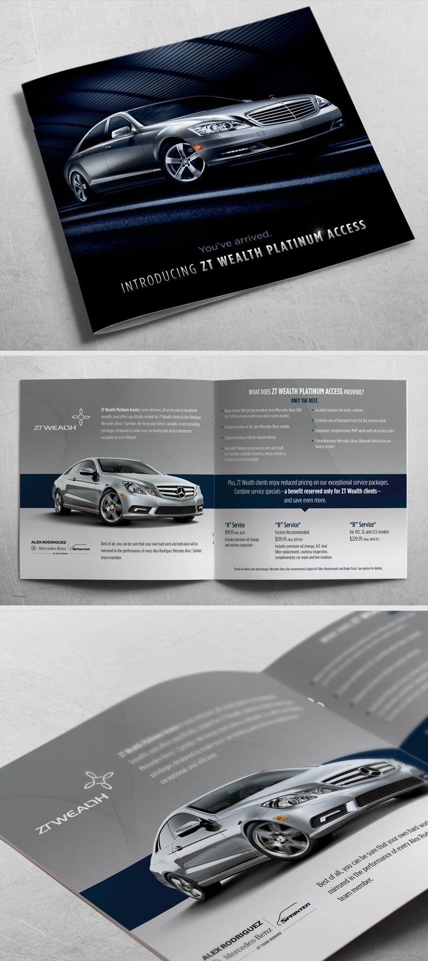 Mercedes Benz Brochure