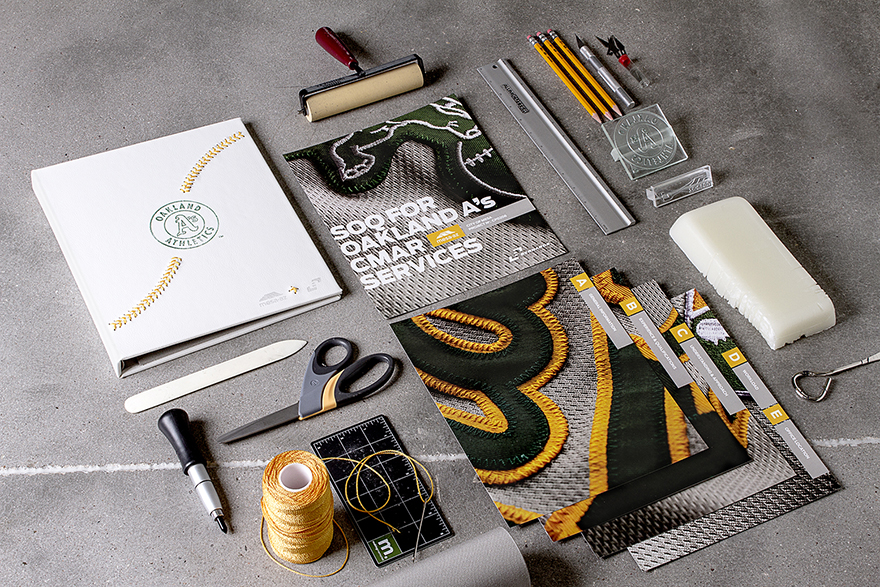 Oakland A's Pitch Book