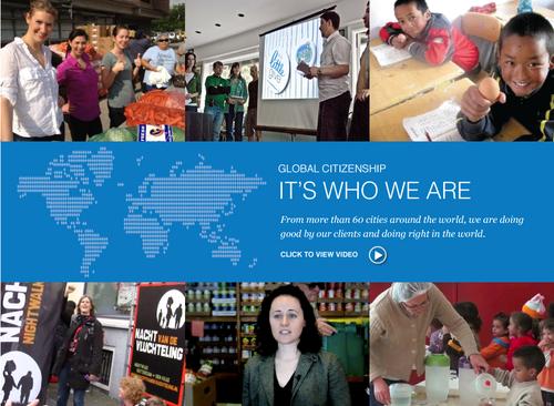 Edelman's CSR Report 2012