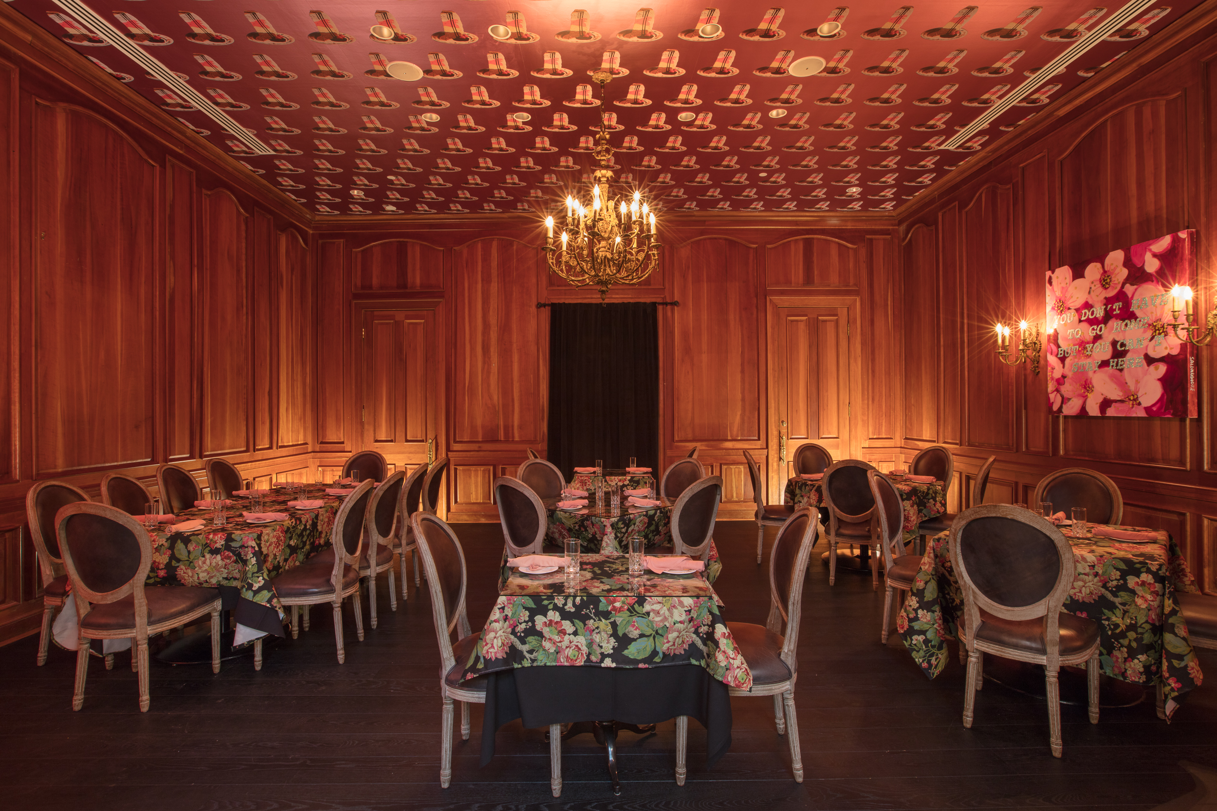 Jack Rose Pontchartrain Hotel Part Of QED Culinary Agents