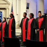 Music And Message Concert At Hendricks Chapel Dedicated To Black History Month The Daily Orange