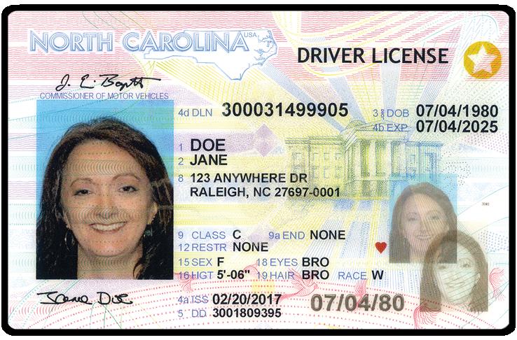 License License Drivers 2013 Carolina Carolina North North Drivers 2013