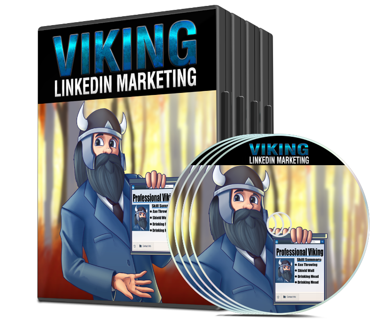 Viking – Linkedin Marketing