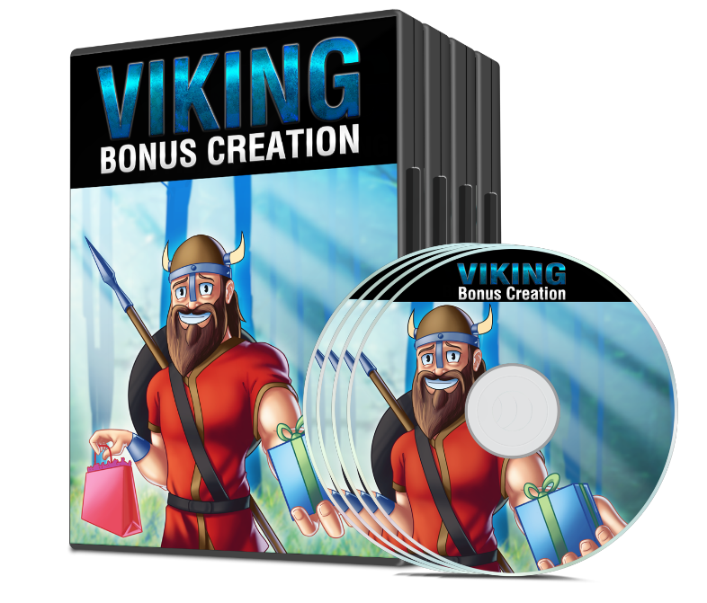 Viking – Bonus Creation