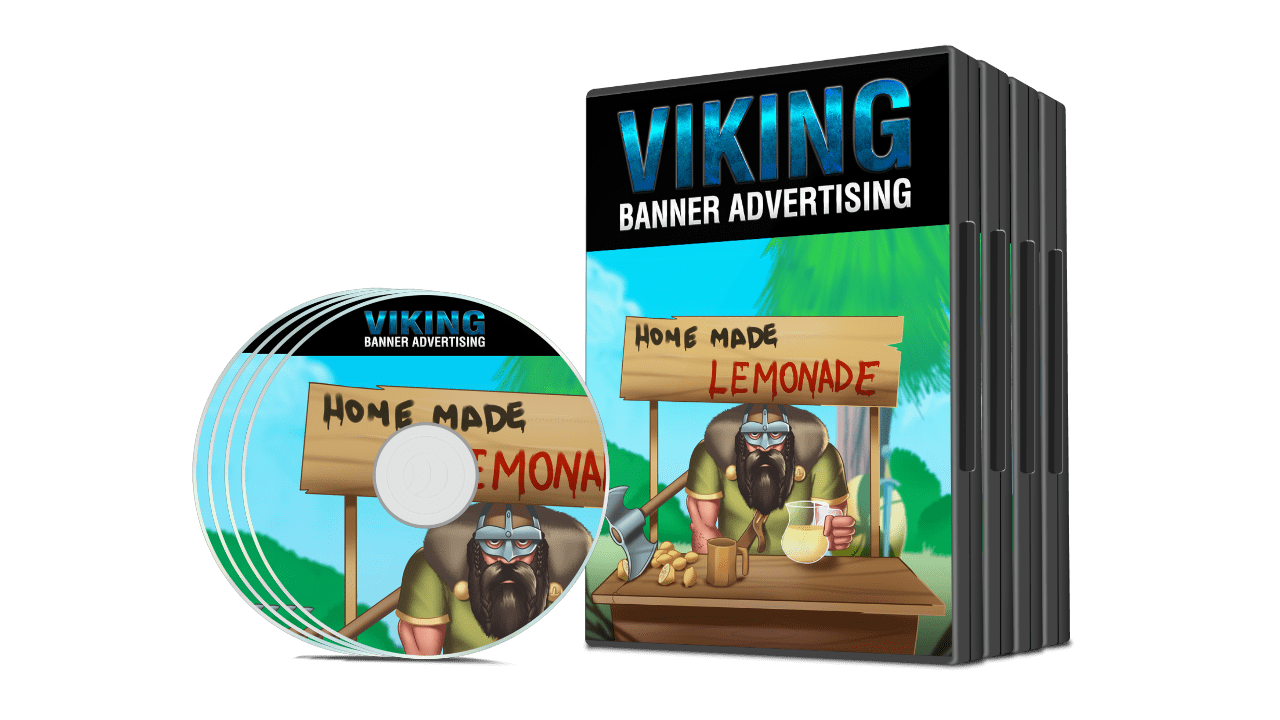 Viking – Banner Ads