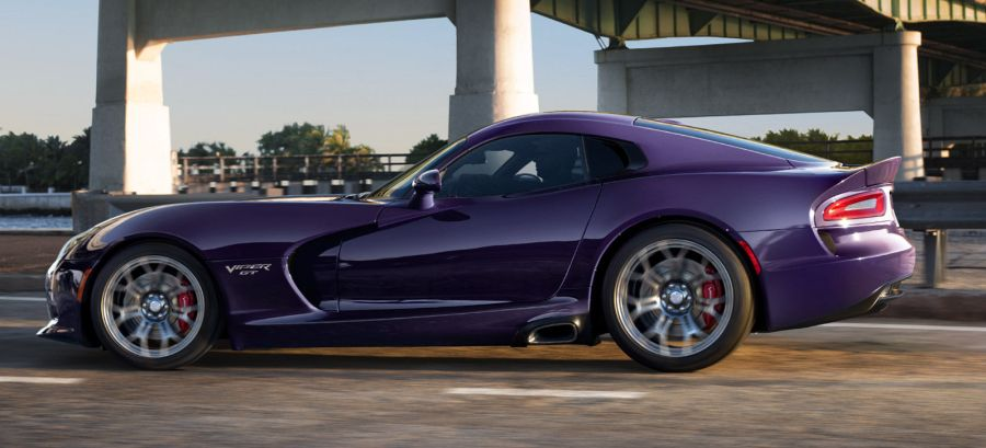 Dodge Viper Lease and Finance Special Offers Handle the Handling  The Dodge Viper