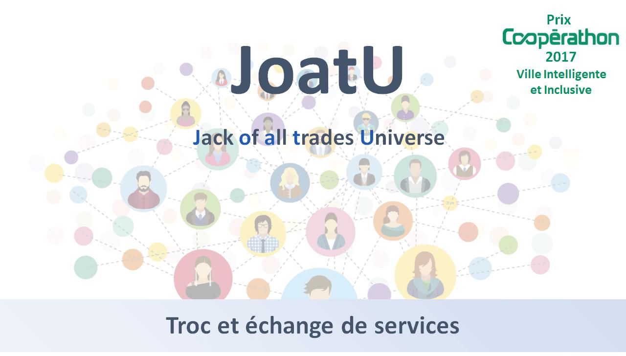 JoatU : troc et échanges de services