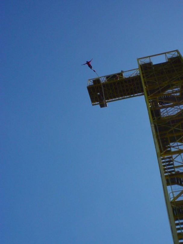 Todd Bungee Jumping