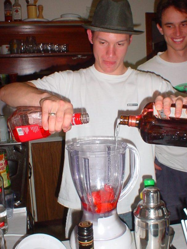 Todd the Barman