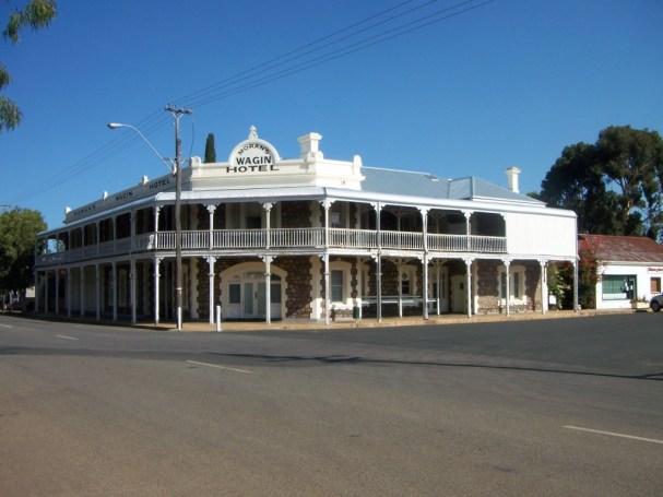 Moran's (The Wagin Hotel)