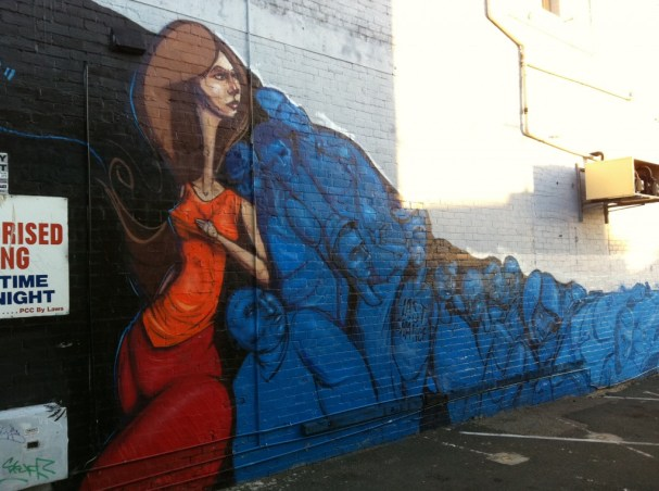Northbridge Graffiti