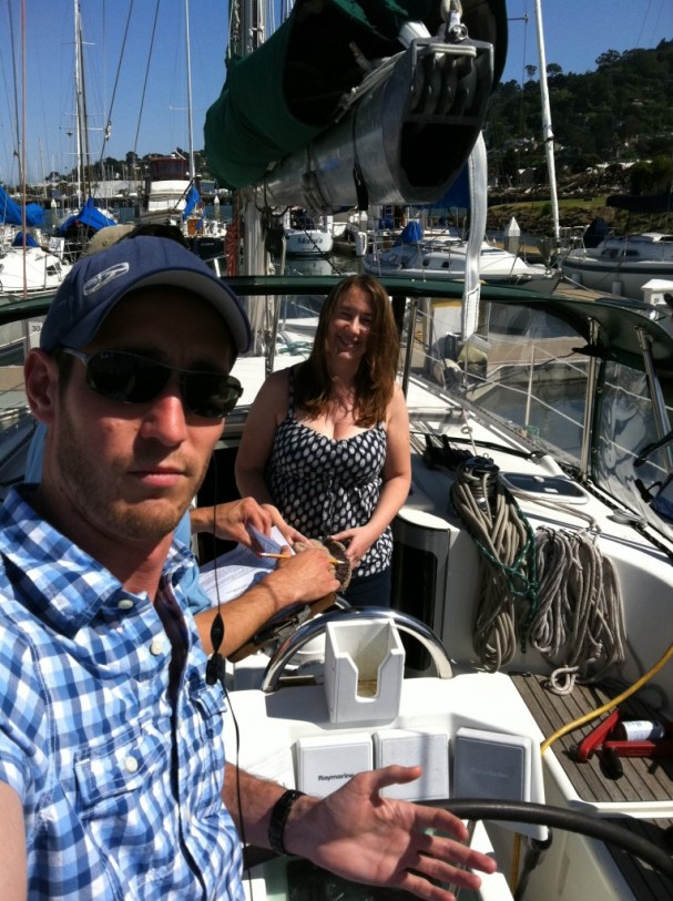 Automatticians on a Boat