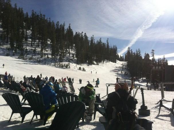 Amazing Day on the Slopes