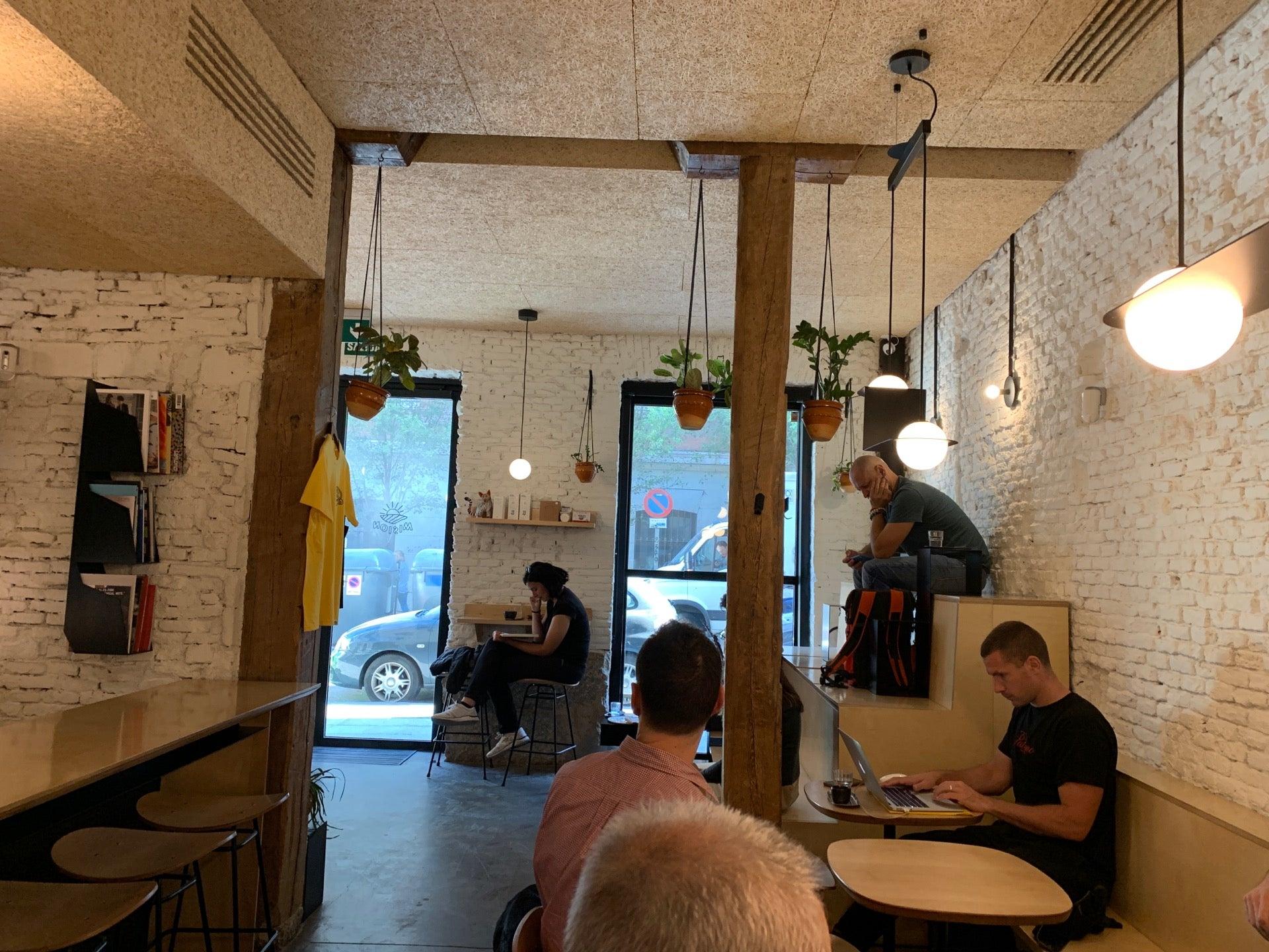 Checked in at Misión Café