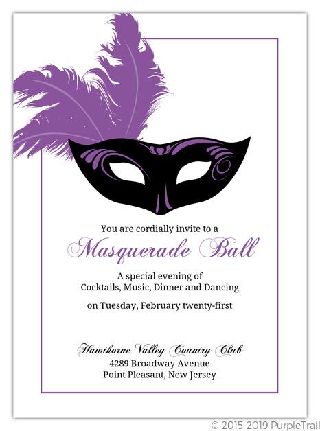 Print Personalized Invitations