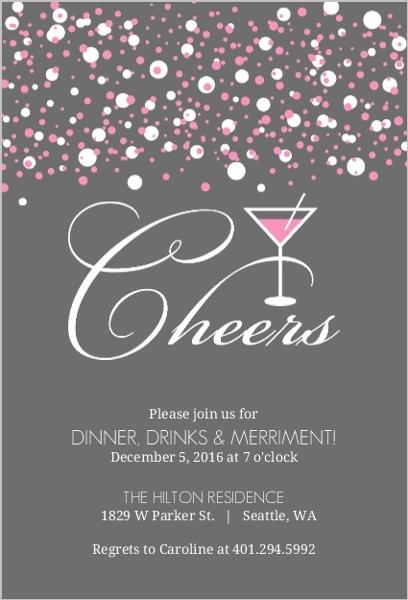 Custom Graduation Party Invitations