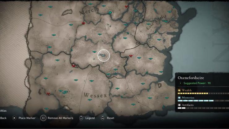 anomalia do mapa ac valhalla