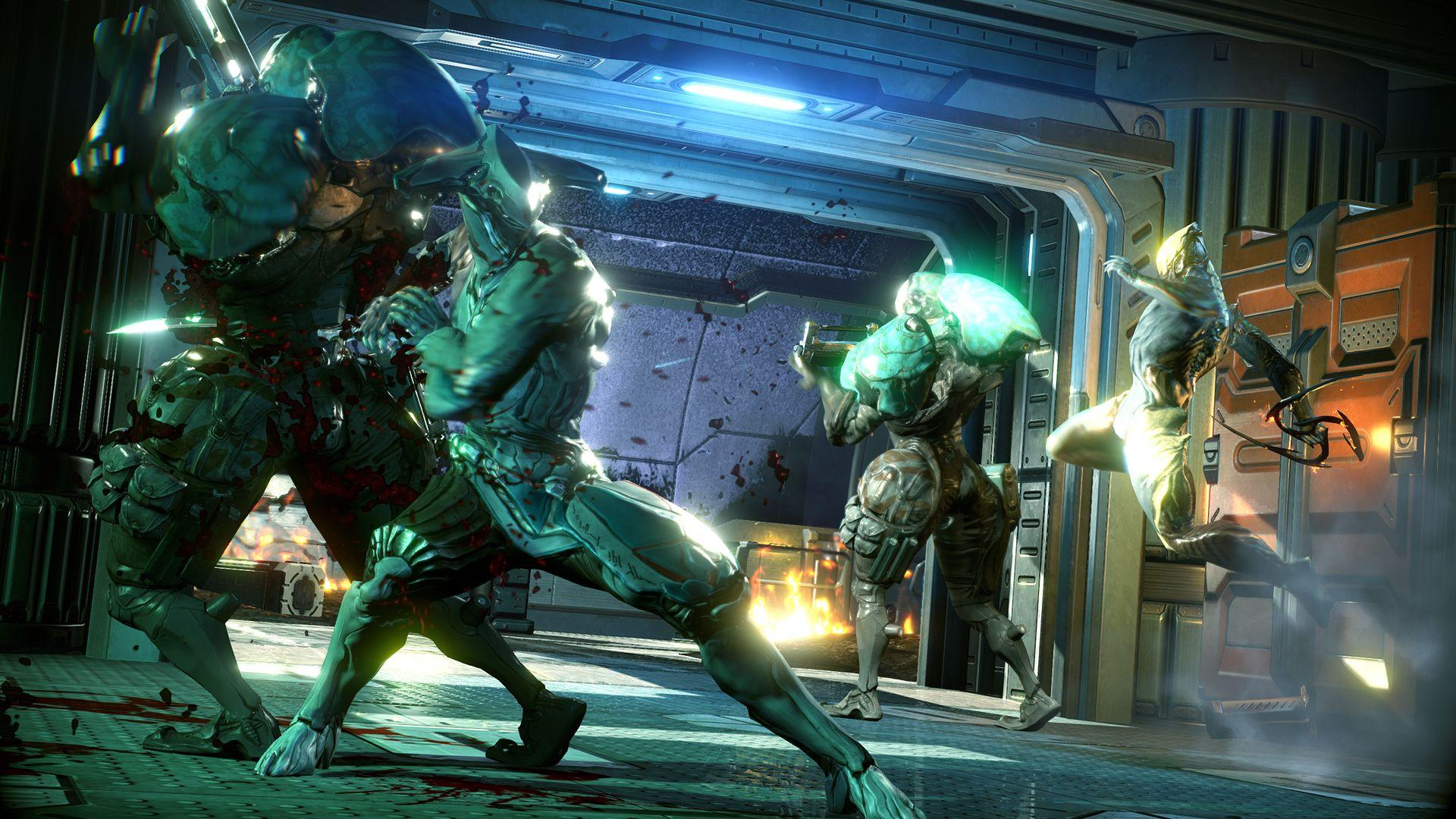 Warframe Will Arrive On Xbox One Later This Year Digital