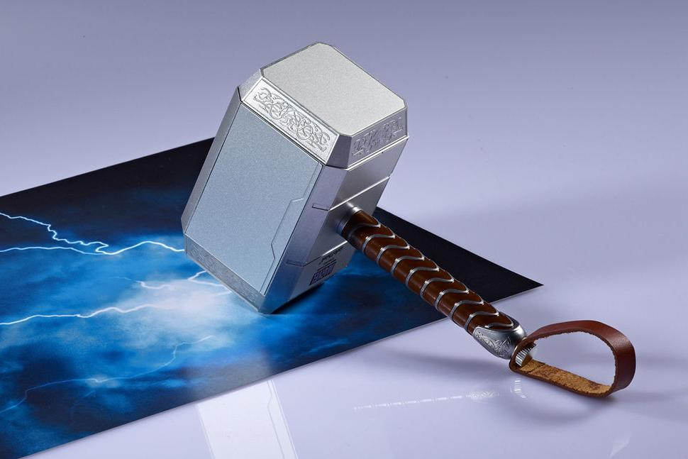 Recharge Your Phone With Mjolnir The Hammer Of Thor Digital Trends
