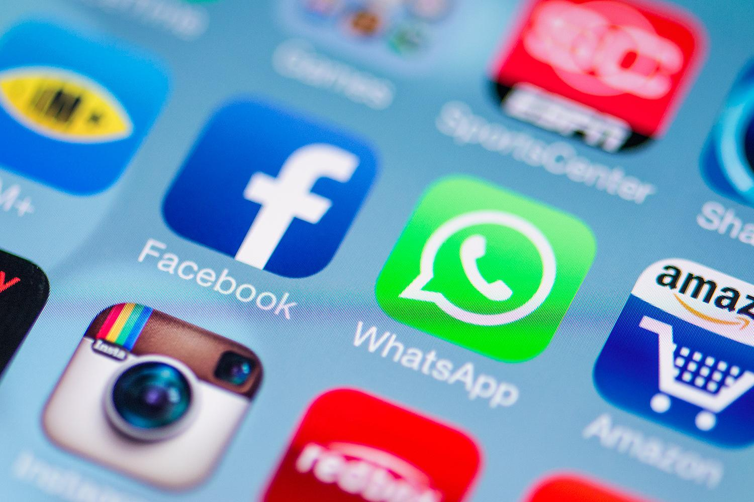 Image result for facebook whatsapp