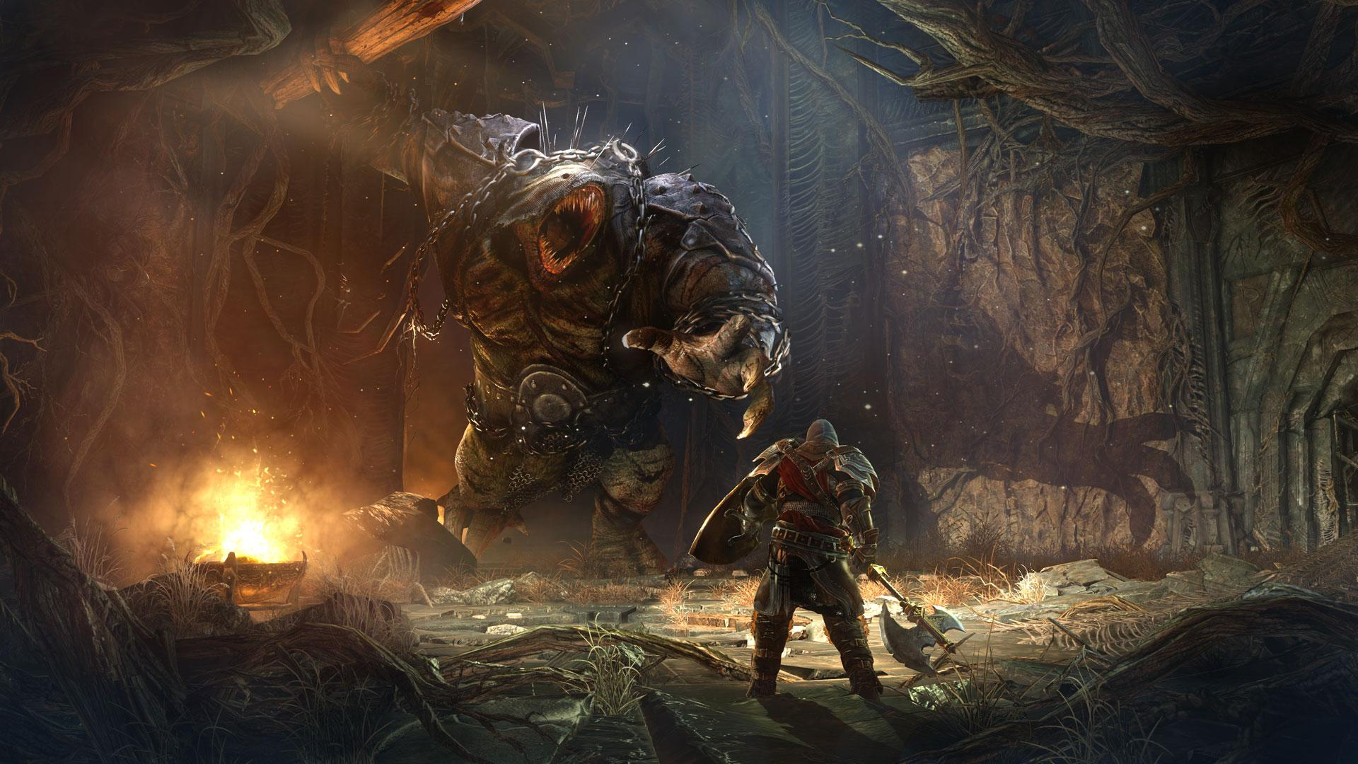 Lords Of The Fallen Goes Mobile In 2015 Digital Trends