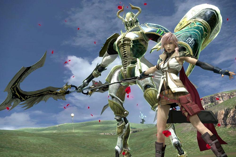 No Not That Cloud Final Fantasy XIII Now Streaming To IOS Android Devices