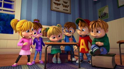Image result for alvin and the chipmunks reboot