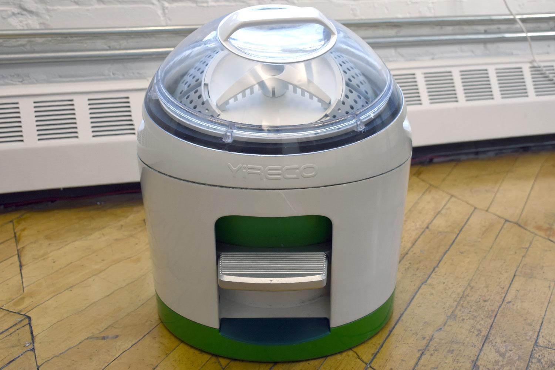 Yirego Drumi Foot Powered Washing Machine Review Digital Trends
