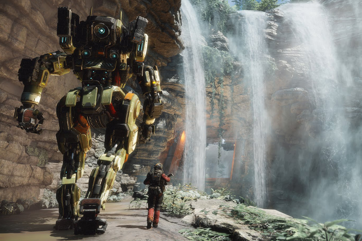 Snack And Attack Buy Doritos Or Mountain Dew To Access New Titanfall 2 Mode