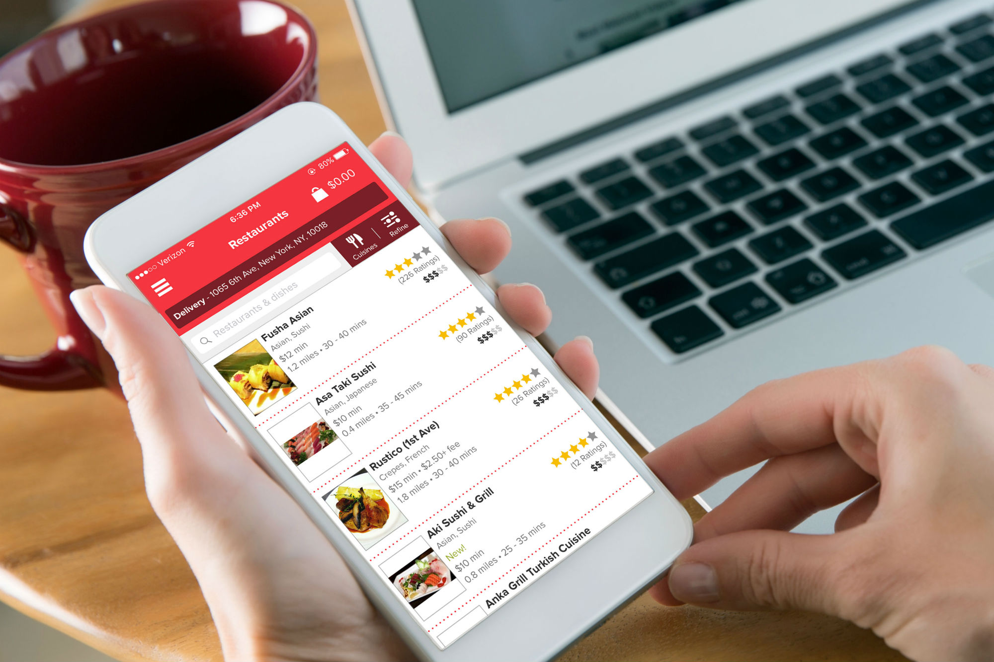 Places You Can Order Food Online