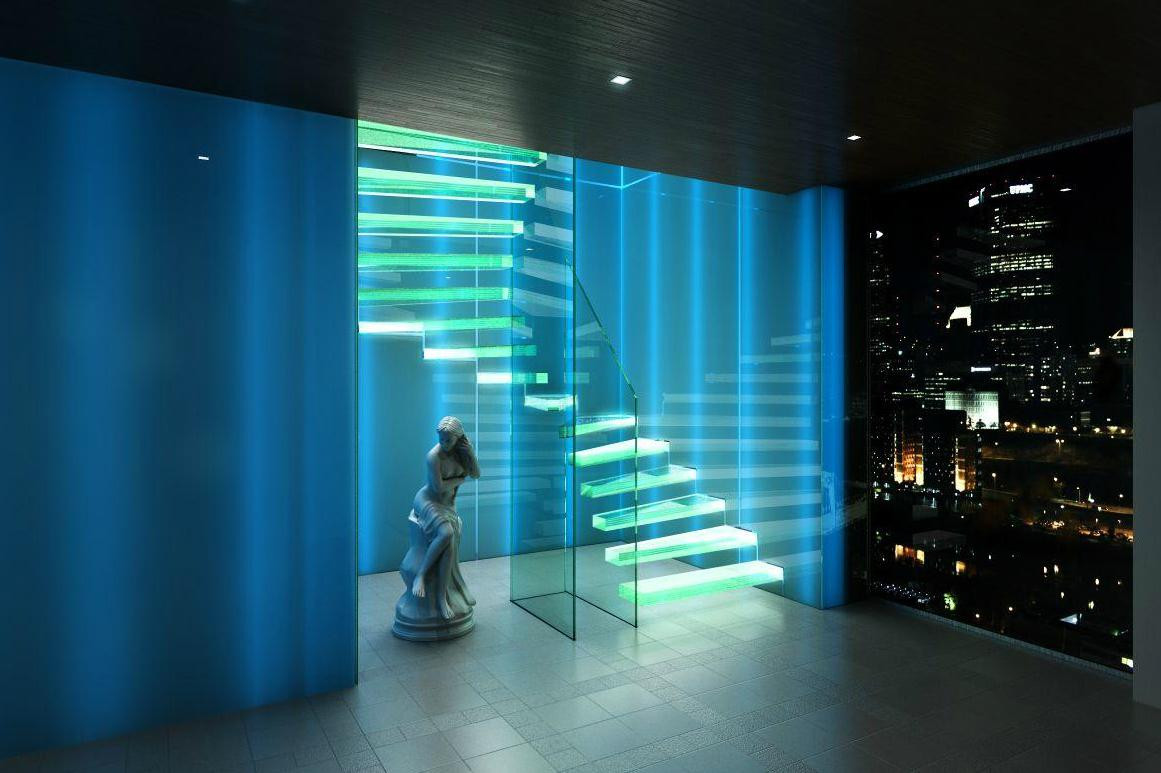 Led Glow Lights Home
