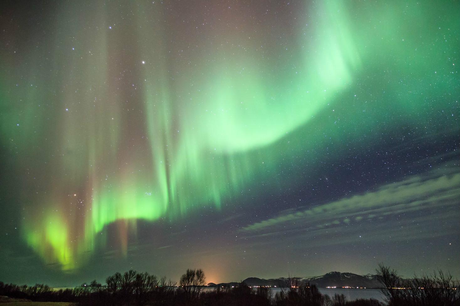 Northern Lights Iceland October 2017