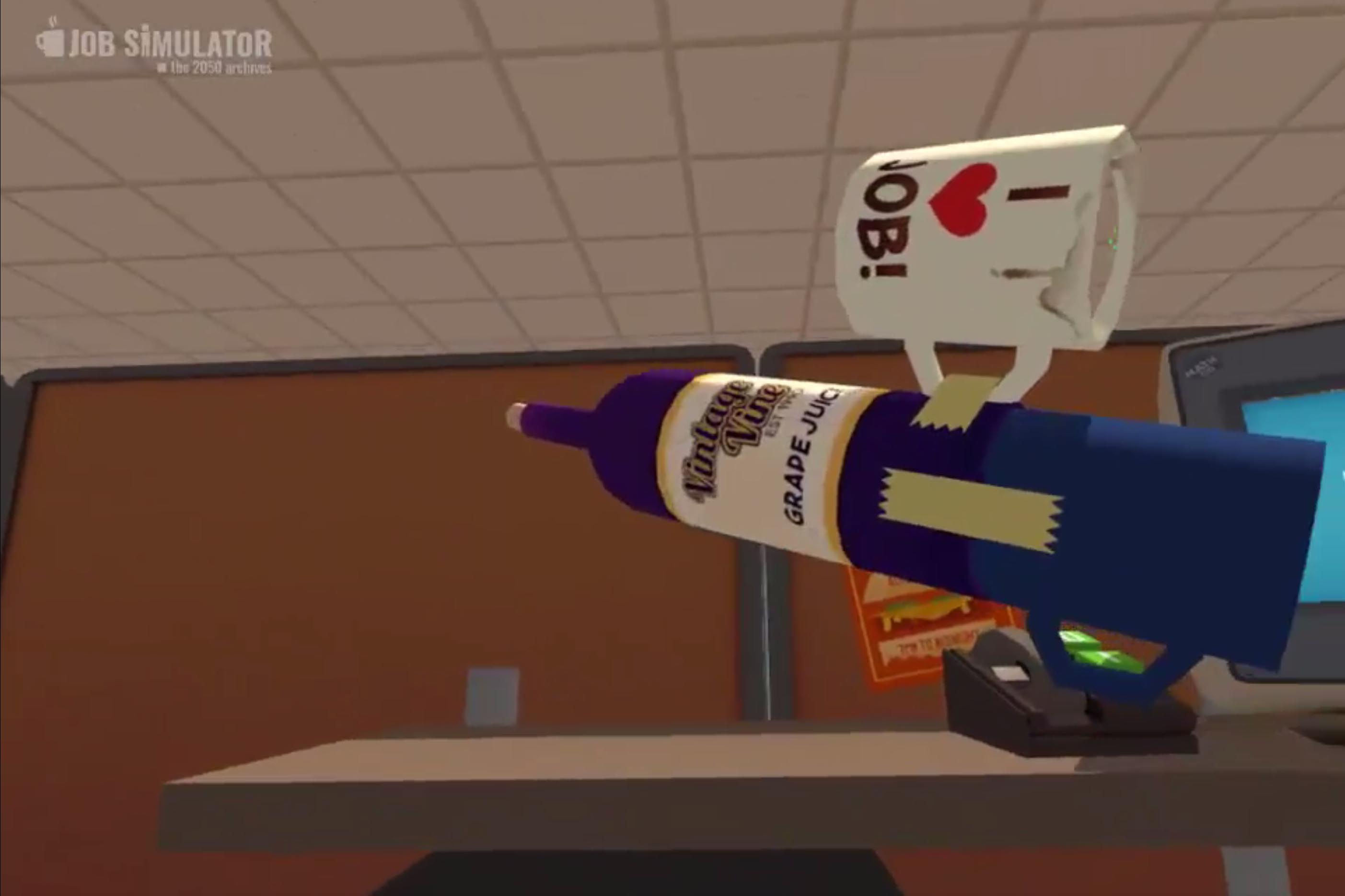 Job Simulator Turns Overwatch Into An All Out Office