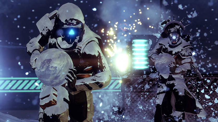 Destinys Holiday Event The Dawning Is Coming To Destiny 2