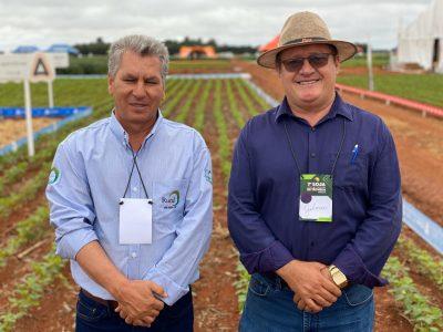 O produtor rural e ex-prefeito, Gilmar Wentz, assumiu no mês de julho a presidência do Sindicato Rural de Querência