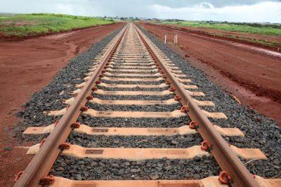 Ferrovia Beth Santos.Secretaria-Geral da PR
