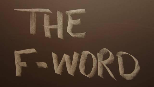 f-word is failure on diy marketing